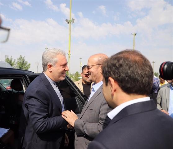رئیس سازمان میراث فرهنگی وارد قزوین شد