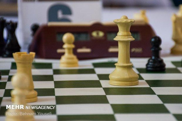 3 پیروزی و 3 تساوی نمایندگان شطرنج ایران در مسابقات کوپر سوئیس