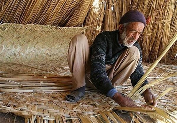 تنگه سرحه به عنوان روستای ملی حصیر بافی معرفی می شود