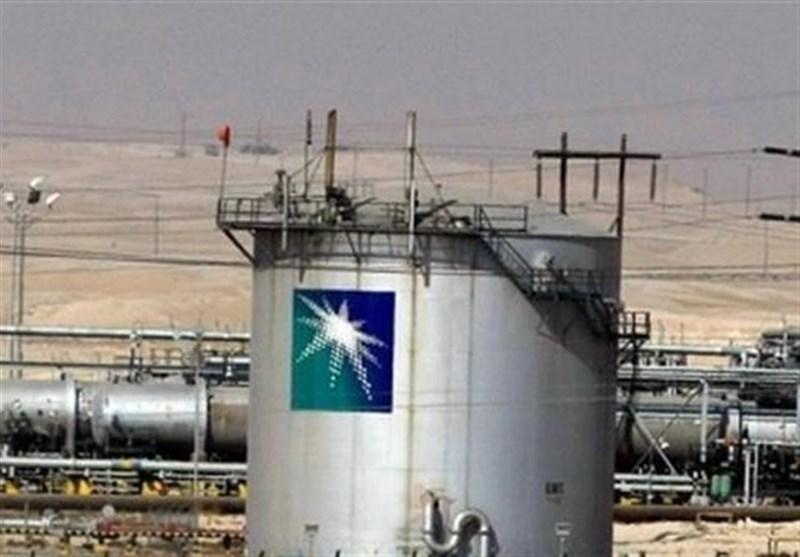 آتش سوزی در تاسیسات آرامکوی سعودی