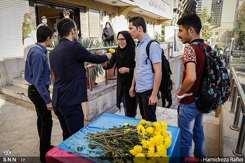 آیین استقبال از دانشجویان ورودی 98 در دانشگاه شهید چمران اهواز برگزار می شود