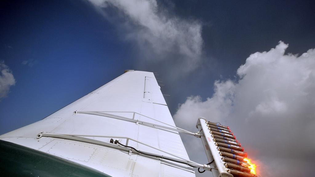 کشورهای حاشیه خلیج فارس ابرها را با استفاده از فناوری نانو بارور می نمایند