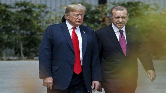 معاون وزیر دفاع سابق آمریکا: اردوغان کوشش نموده ترامپ را به بازی بگیرد