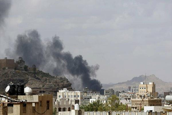 حملات خمپاره ای متجاوزان سعودی به الحدیده یمن