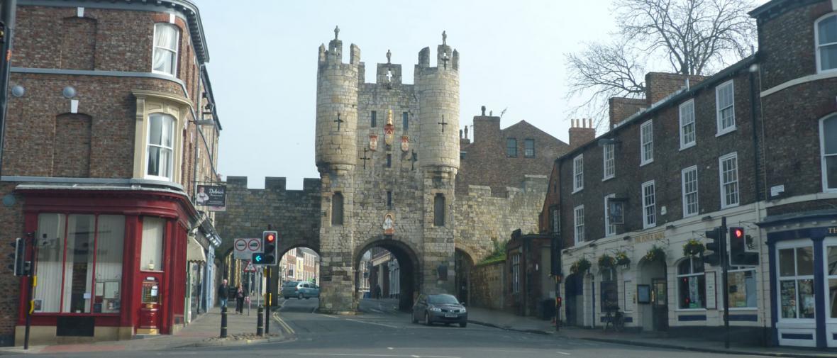 سفری به قرون وسطی با معماری های شگفت انگیز