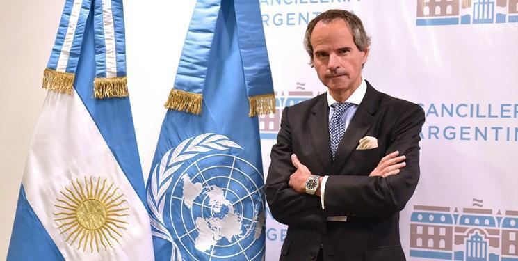 رافائل ماریانو گروسی مدیر کل آژانس بین المللی انرژی اتمی شد