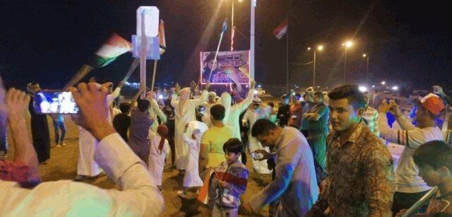 ادامه تظاهرات در عراق ،مدارس و اداره جات بسته شد