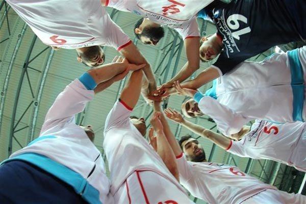 برنامه تیم ملی والیبال ایران در مسابقات قهرمانی آسیا