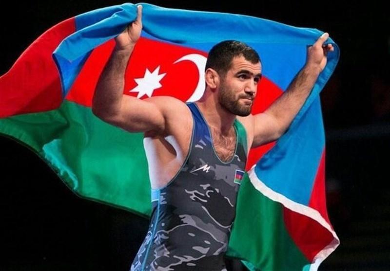 قهرمان های آذربایجانی در جام باشگاه های دنیا کشتی می گیرند