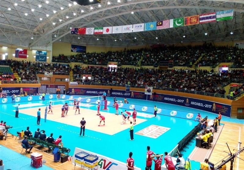 تیم والیبال امید ایران به مسابقات جهانی مصر صعود کرد، چشم بادامی ها حریف ایران در فینال