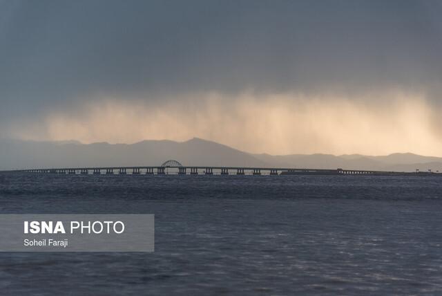 آخرین شرایط دریاچه ارومیه