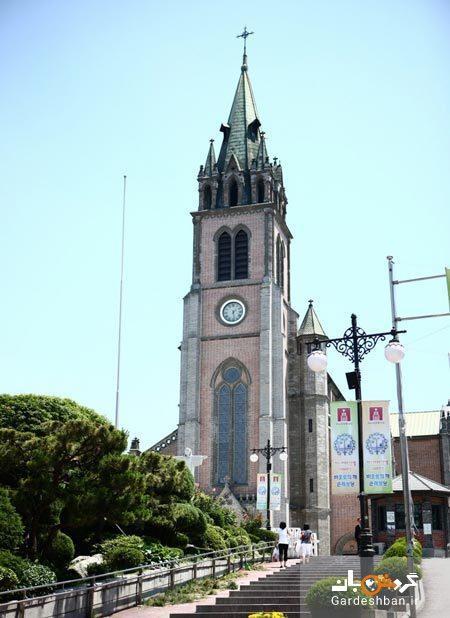 کلیسای جامع میئونگداگ در کره جنوبی