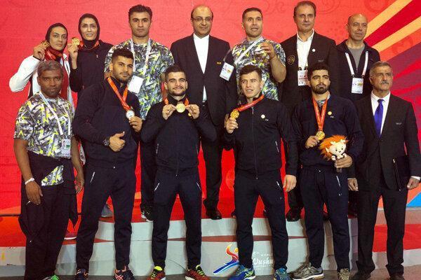 ووشو نابود شده ای که قهرمان جهان شد، انتها حضور 13 ساله علی نژاد