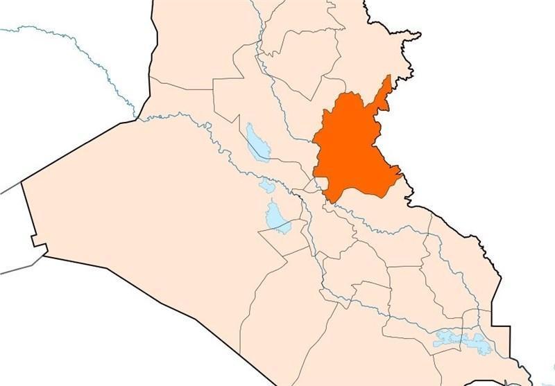 حمله بازمانده های تروریستی داعش اینبار به دیالی عراق، دفع حمله مجدد داعش به استان صلاح الدین