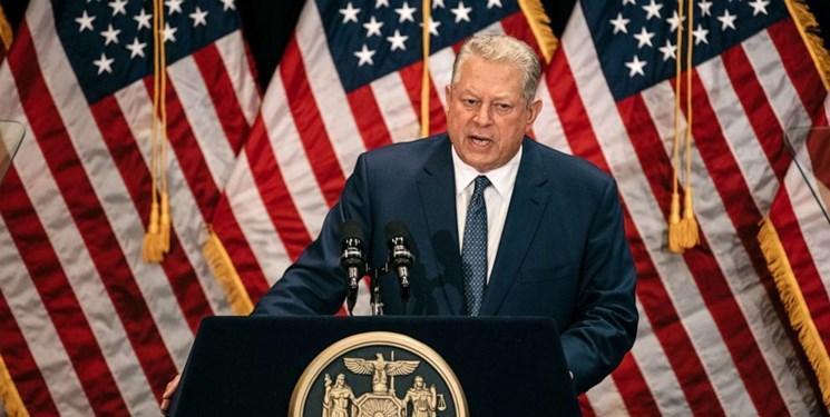 ال گور: ترامپ به عنوان رئیس جمهور شکست خورد
