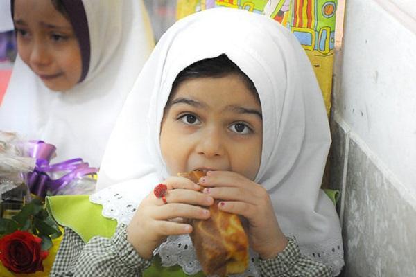 چند نکته مهم تغذیه ای برای بچه ها