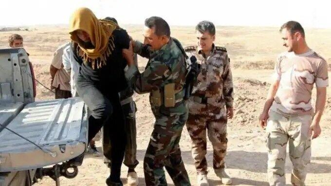 سرکرده اصلی داعش در عراق دستگیر شد