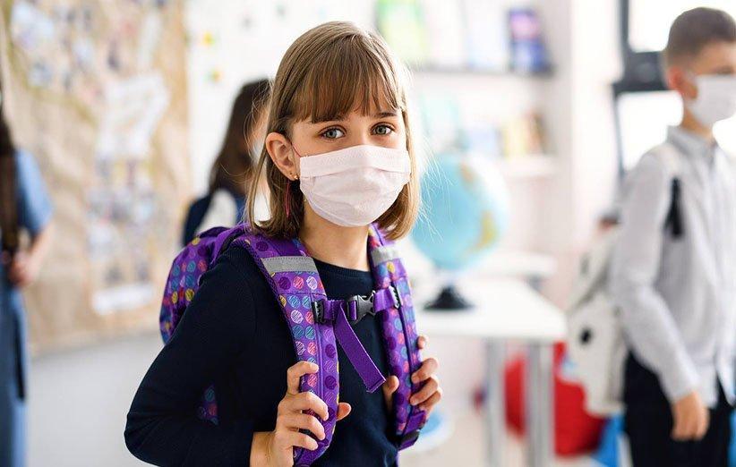 بچه ها در مدرسه چقدر در برابر کرونا و آنفولانزا ایمن هستند؟ والدین بخوانند!