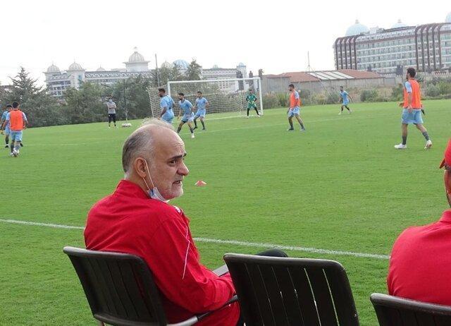 نبی: تیم ملی مالی کمتر از 13 بازیکن داشت و بازی لغو شد