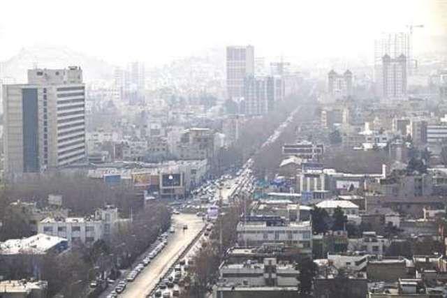 خبرنگاران حجم آلاینده ها در هوای مشهد کاسته شد