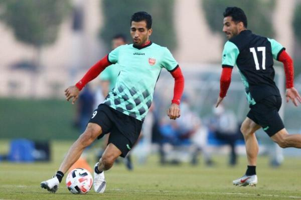وحید امیری: پرسپولیس بهترین تیم ایران است، فوتبال مالکانه بازی کردیم