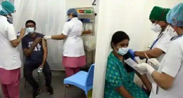 مرحله سوم تزریق واکسن کرونا در هند