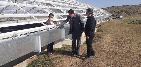 فاز اول پایگاه ملی محوطه شهریری تا یک ماه آینده افتتاح می گردد