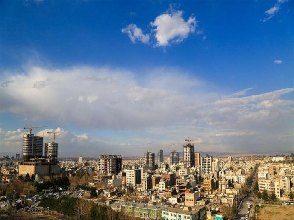 خبرنگاران کیفیت هوای تهران در شرایط سالم است