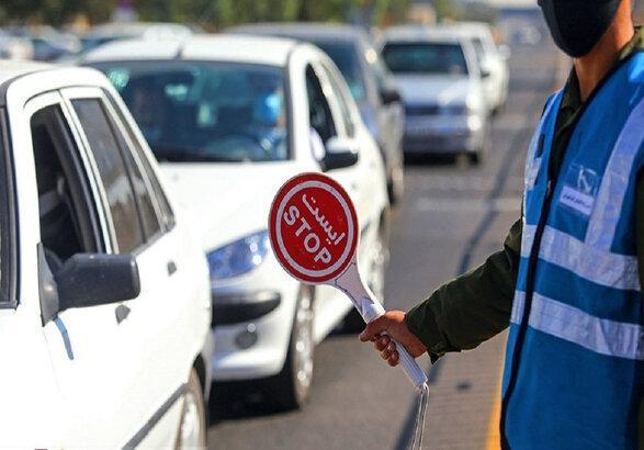 اعمال قانون نزدیک به 106 هزار خودرو در زنجان