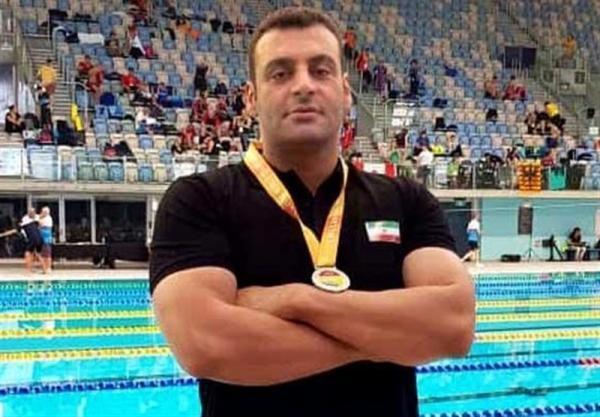 پرافتخارترین ورزشکار نجات غریق متصدی هیئت فارس شد