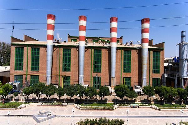 صفر شدن مصرف مازوت در نیروگاه های محدوده تهران